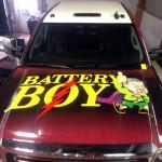 Battery Boy (Wrap)