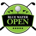 Blue Water Open Logo Design