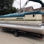 A Boat We Wrapped For Maple City Marine (After Pic)