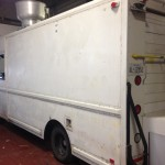 Bosco's Food Truck (Before Pic)