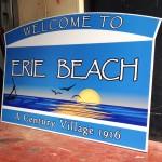 Erie Beach