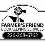 Farmer's Friend Logo & Sign Design