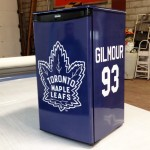 Maple Leafs Fridge Wrap