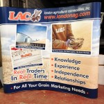 LAC Tradeshow Design Display