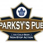 Parksy's Pub Logo Design