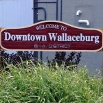 Wallaceburg BIA District (Hand Painted)